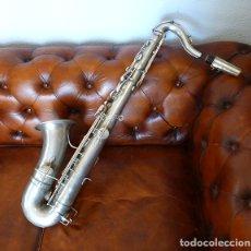 Instrumentos musicales: SAXO COUESNON S. XIX. Lote 178124075