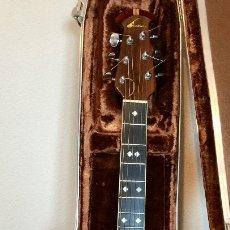 Instrumentos musicales: GUITARRA ACUSTICA OVATION CUSTOM BALLADEER VINTAGE 1982 USA CON CAJA ESTUCHE ORIGINAL, CUERDAS. Lote 178136232