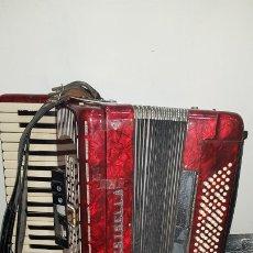 Instrumentos musicales: ACORDEON MARCA ESTRELLA. Lote 178603843