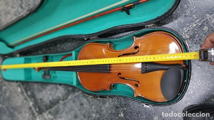 Instrumentos musicales: violin en caja - Foto 5 - 178604700