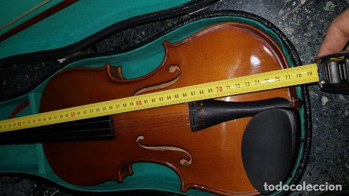 Instrumentos musicales: violin en caja - Foto 7 - 178604700