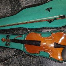 Instrumentos musicales: VIOLIN EN CAJA . Lote 178604700