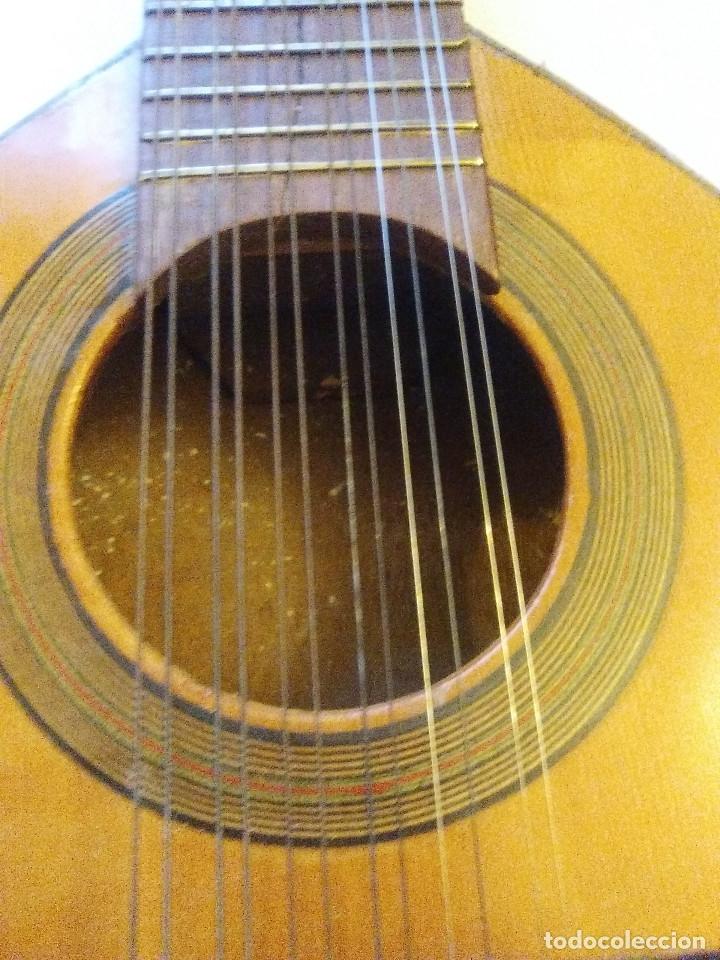 Instrumentos musicales: BANDURRIA - Foto 3 - 178648310