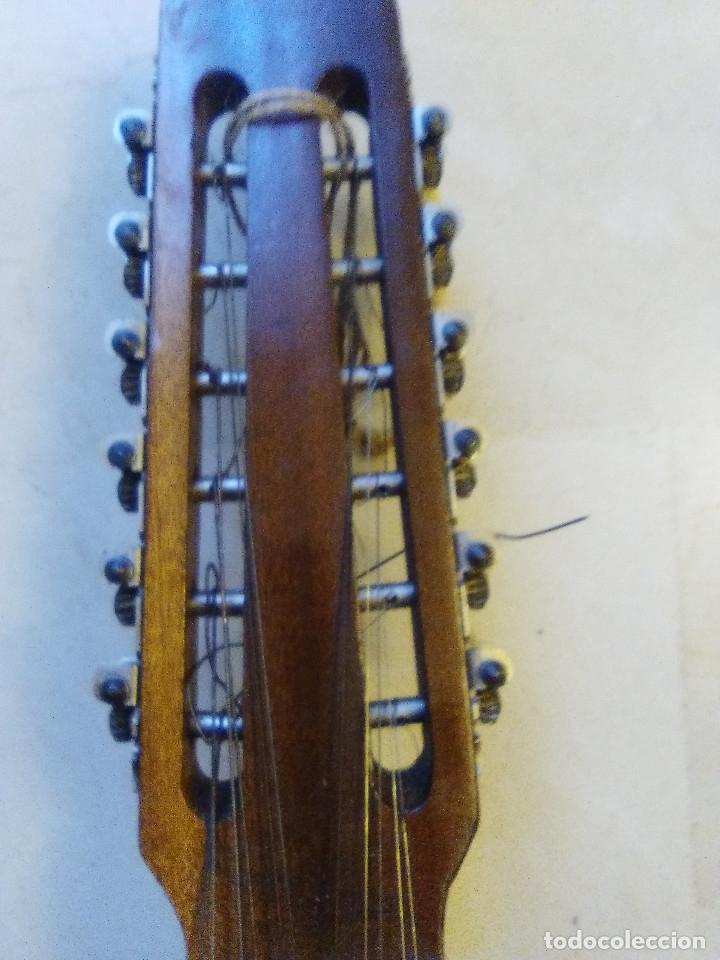 Instrumentos musicales: BANDURRIA - Foto 4 - 178648310