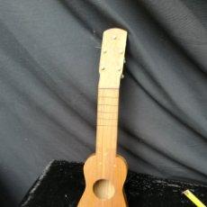Instrumentos musicales: VIEJO TIMPLE CANARIO ARTESANAL. Lote 178785496