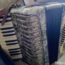 Instrumentos musicales: BUTTSTADT, ACORDEÓN PEQUEÑO ALEMÁN VINTAGE, 32 BAJOS, AGRADABLE ACORDEÓN RARO. Lote 179062562