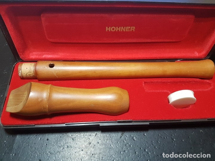 Instrumentos musicales: flauta de pico hohner modelo MUSICA 9531 Soprano - Foto 5 - 179077941