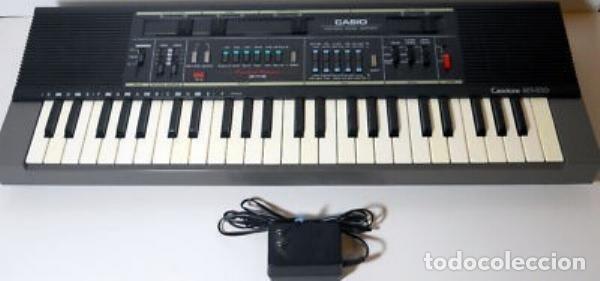 GRAN PIANO ELECTRONICO, CAASSIOTONE MT 210 (Música - Instrumentos Musicales - Pianos Antiguos)