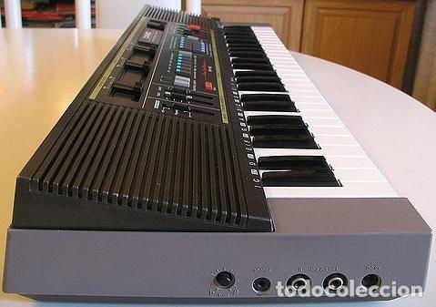 Instrumentos musicales: GRAN PIANO ELECTRONICO, CAASSIOTONE MT 210 - Foto 2 - 179137030