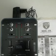 Instrumentos musicales: MEZCALDOR DE 2 CANALES KOOL 01. Lote 179159740