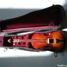 Instrumentos musicales: BONITO VIOLÍN EN MINIATURA.DECORATIVO .. Lote 179199693