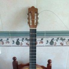 Instrumentos musicales: GUITARRA ESPAÑOLA CONSTRUCCIÓN RARÍSIMA LEER. Lote 179221353
