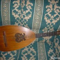 Instrumentos musicales: GUITARRA LAÚD ALEMÁN. Lote 179527560