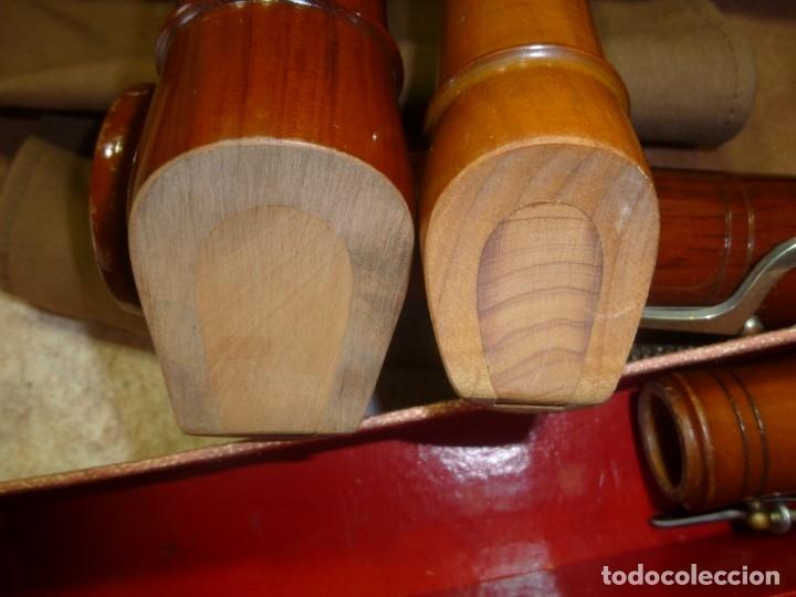 Instrumentos musicales: flautas tenor y alto Heinrich - Foto 3 - 179528057