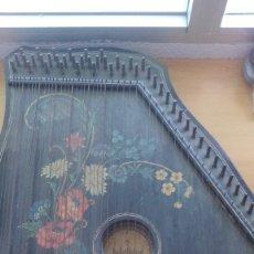 Instrumentos musicales: ANTIGUA HARPA DE SALON JUBELTÖNE KONZERT SALON HARFE SIGLO XIX - PRINCIPIOS DEL XX. Lote 179559511