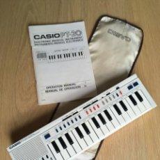 Instrumentos musicales: TECLADO CASIO PT-20 . Lote 180034162