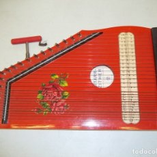 Instrumentos musicales: GUITARR-ZITHER. Lote 180105012