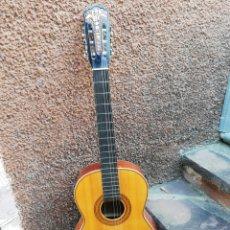 Instrumentos musicales: GUITARRA FONSECA JOSE IGLESIAS. Lote 180164918