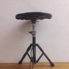 Instrumentos musicales: TABURETE PARA BATERIA MUCICAL. Lote 180182603