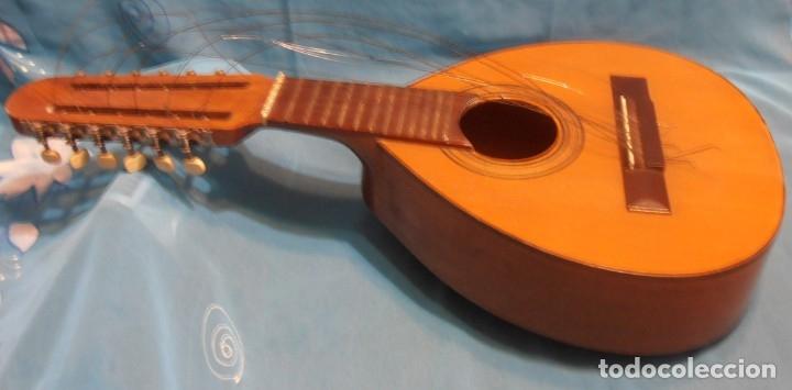BANDURRIA, ANTIGUA (Música - Instrumentos Musicales - Cuerda Antiguos)