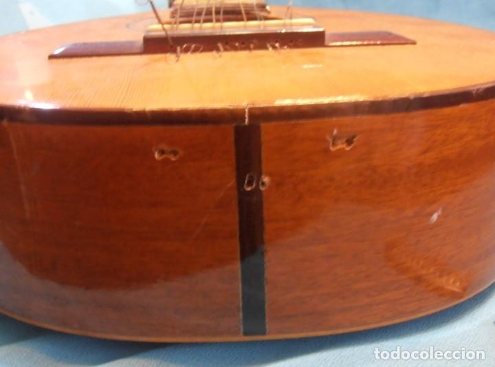 Instrumentos musicales: BANDURRIA, ANTIGUA - Foto 2 - 180196248