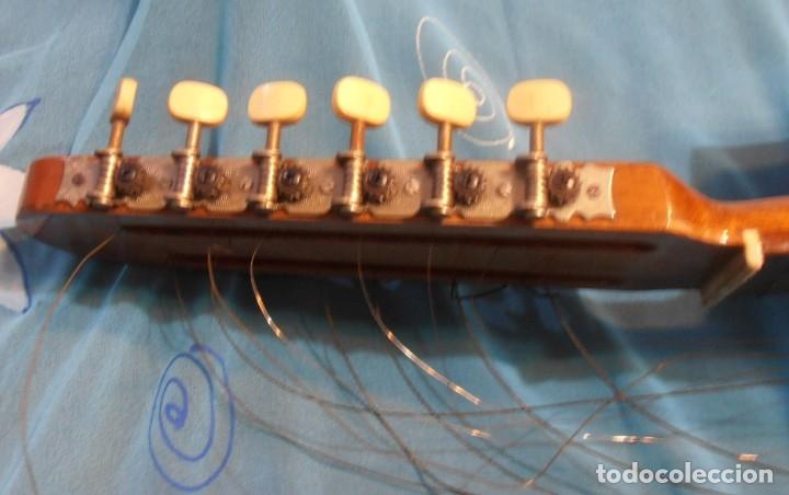 Instrumentos musicales: BANDURRIA, ANTIGUA - Foto 5 - 180196248