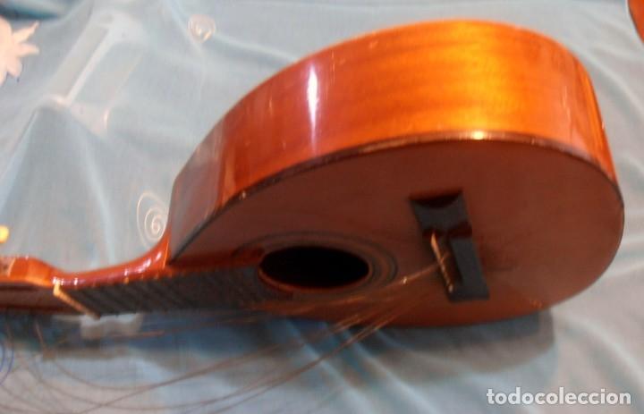 Instrumentos musicales: BANDURRIA, ANTIGUA - Foto 6 - 180196248