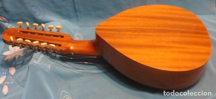 Instrumentos musicales: BANDURRIA, ANTIGUA - Foto 10 - 180196248