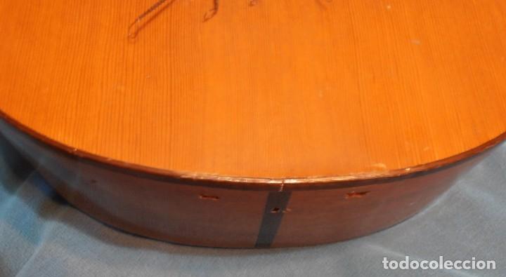 Instrumentos musicales: BANDURRIA, ANTIGUA - Foto 12 - 180196248