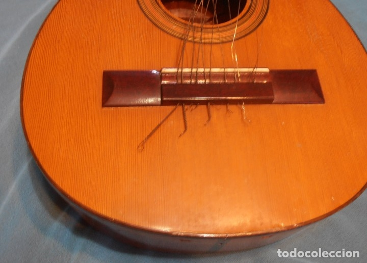 Instrumentos musicales: BANDURRIA, ANTIGUA - Foto 13 - 180196248