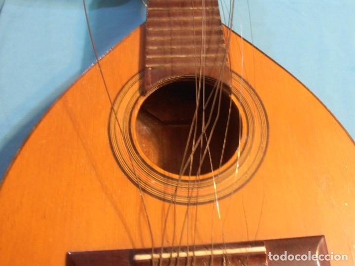 Instrumentos musicales: BANDURRIA, ANTIGUA - Foto 16 - 180196248