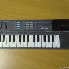 Instrumentos musicales: PIANO CASIO PT-31 + ROM DEFECTO. Lote 180387913