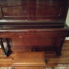 Instrumentos musicales: PIANO ANTIGUO HIJOS DE S. RIBALTA. Lote 180388923