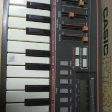 Instrumentos musicales: CASIO PT-31 TECLADO PIANO. Lote 180389017