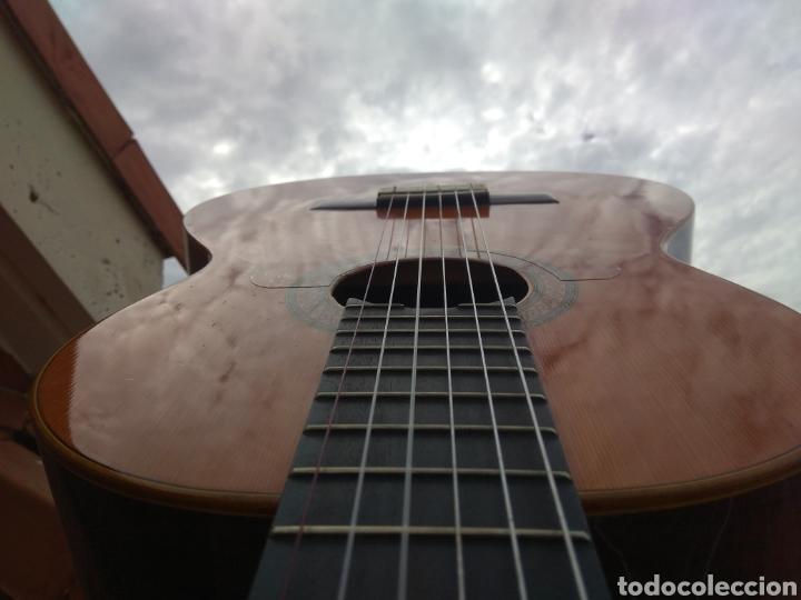 Instrumentos musicales: Guitarra clásica española Ricardo Sanchís Carpio. - Foto 42 - 162083009