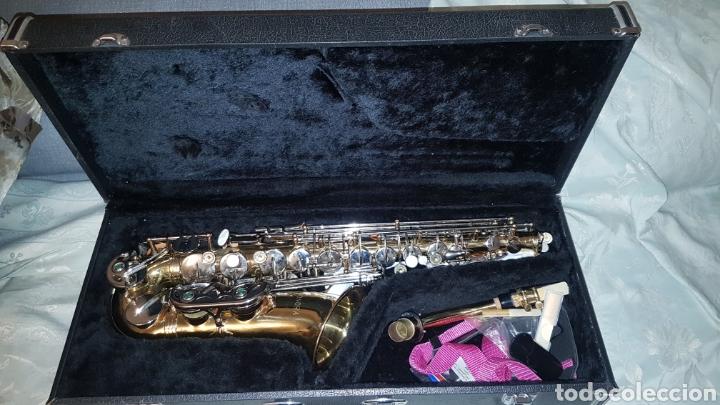 Instrumentos musicales: Saxo .saxophone sonora - Foto 5 - 181417531