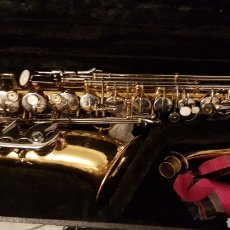 Instrumentos musicales: SAXO .SAXOPHONE SONORA. Lote 181417531