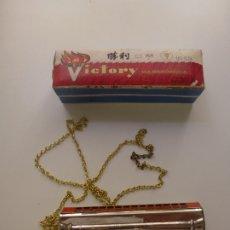 Instrumentos musicales: VICTORY HARMONICA. ARMONICA. Lote 181723533