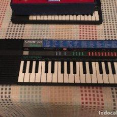 Instrumentos musicales: PIANO CASIO SA 11 100 SOUND TONE BANK . Lote 181951220