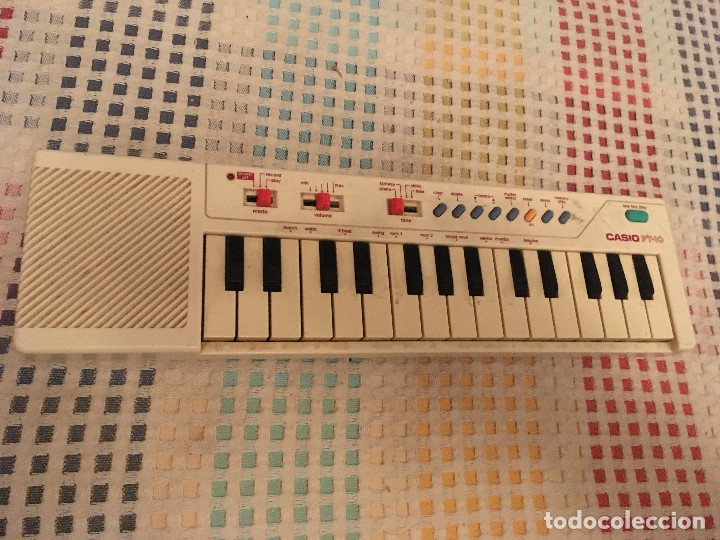 PIANO CASIO PT 10 KREATEN (Música - Instrumentos Musicales - Pianos Antiguos)