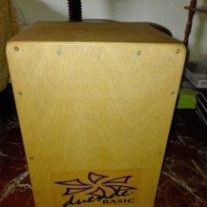 Instrumentos Musicais: CAJÓN FLAMENCO DUENDE BÁSICO CON FUNDA. Lote 182003822