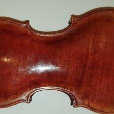 Instrumentos musicales: VIOLON ANTIGUO. Lote 182147272