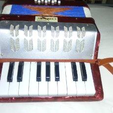 Instrumentos musicales: ACORDEON INFANTIL MARCA BONTEMPI CLASSIC. Lote 182154253