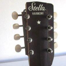 Instrumentos musicales: ANTIGUA MANDOLINA STELLA HARMONY MODELO H331 USA CHICAGO NÚMERO SERIE 5731H331 AÑOS 50 - 60. Lote 182162585