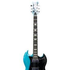 Instrumentos musicales: GUITARRA PERSONALIZADA MALU, HARD ROCK CAFE. Lote 180916585