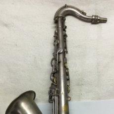 Instrumentos musicales: ANTIGÜO SAXOFÓN A.RAMPONE & B.CAZZANI. Lote 182398986