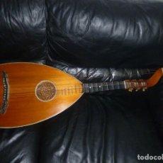 Instrumentos musicales: LAÚD BAJO ALEMÁN 4. Lote 182473221