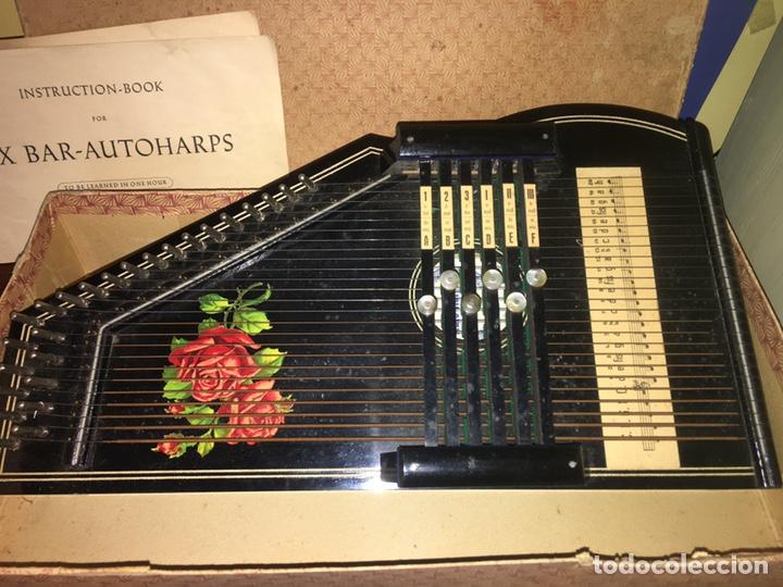 AUTOHARPA AUTOHARP ARPA. AÑO 1918 GERMANY. EXCELENTE ESTADO, COMPLETA (Música - Instrumentos Musicales - Cuerda Antiguos)