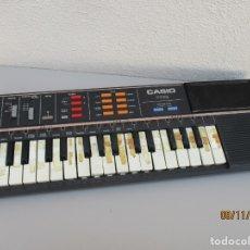 Instrumentos musicales: CASIO PT 82 NO FUNCIONA PARA PIEZAS. Lote 182721267