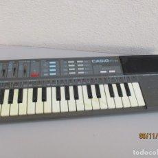 Instrumentos musicales: CASIO PT 87 NO FUNCIONA PARA PIEZAS. Lote 182721462